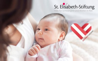 GivingTuesday Babystartpaket für junge Mamis in Not